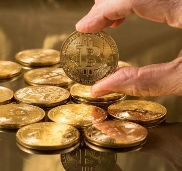 Sberometer bitcoin arány)